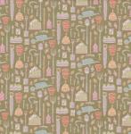 TILDA - Tiny Farm - Farm Tools - Green
