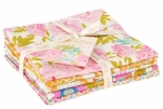 Lemon Tree Fat Quarter Bundle White/Yellow by Tilda