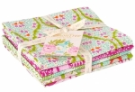 Lemon Tree Fat Quarter Bundle Plum Green by Tilda