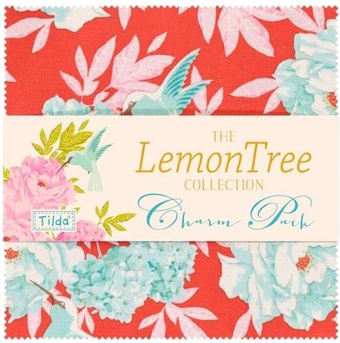 Lemon Tree Charm Pack by Tilda