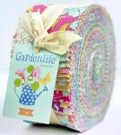 Tilda - Gardenlife Fabric Roll 40 pcs