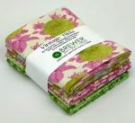 Tilda - Vintage Tilda Sunkissed FQB Pink Green