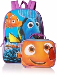 Disney's Finding Dory Backpack with Nemo Lunch Kit