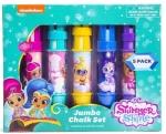 Shimmer & Shine Jumbo Chalk Set in Box