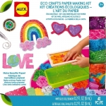 ALEX Toys Craft Eco Crafts Paper Making Kit