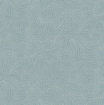 ANDOVER - Indigo by Makower - Sashiko Light Blue