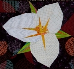 Trillium Quilt Pattern by Ann Shaw