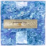 Northcott - Mystic Midnight Stonehenge Gradations 10 Inch Tiles 42 pcs
