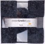 Northcott - Graphite Stonehenge Gradations 10 Inch Tiles 42 pcs