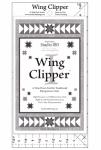 Wing Clipper 1 by Deb Tucker / Studio 180 Designs