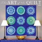 2019 Art of the Quilt Calendar by Bill Kerr