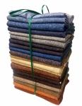 Winter Wool Fat Quarter Bundle 22 pcs