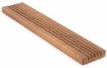 5 Slot Wooden Ruler Rack by Omnigrid
