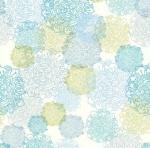 CLOTHWORKS - Spring Robins - Floral - FB7235