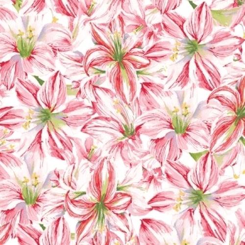 CLOTHWORKS - Holidays Remembered - Pink/White - SB362