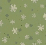 CLOTHWORKS - Home For Christmas - Snowflake Forest