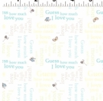 CLOTHWORKS - Guess How Much I Love You - #1604-