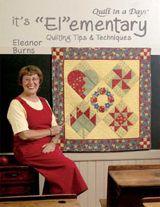 It S El Ementary 735272010746 Quilt In A Day Books