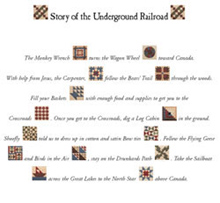 Underground Railroad Label Companion Kit
