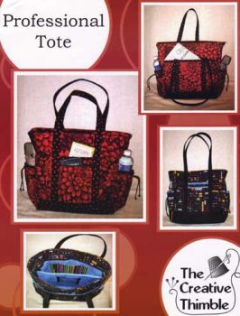 The Creative Thimble: Professional Tote