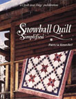 Classic - Snowball Quilt Simplified
