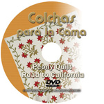 Spanish DVD: Peony & Road to California