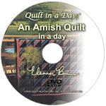 Amish Quilt DVD