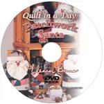 Patchwork Santa DVD
