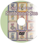 Sunbonnet Sue DVD
