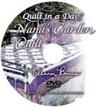 Nana's Garden Quilt DVD