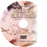 Designing a Sewing Studio DVD