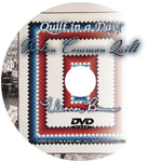 Boston Common Quilt DVD