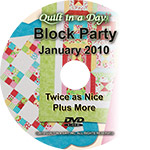 Strip TZZ - January - Twice as Nice - DVD