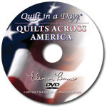 Quilts Across America DVD