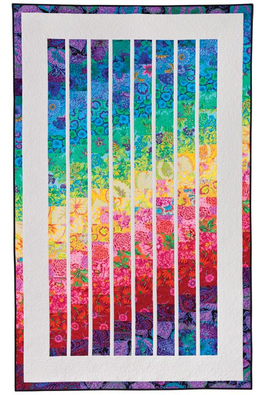 Color Wheel Quilt: Eleanor Burns Signature Pattern 735272012429 ...