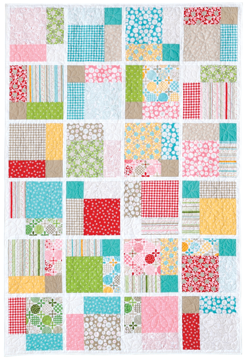 How Many Pieces Are In A Quilt Layer Cake