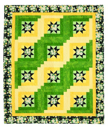Orions Star Quilt 735272010814 Quilt In A Day Books